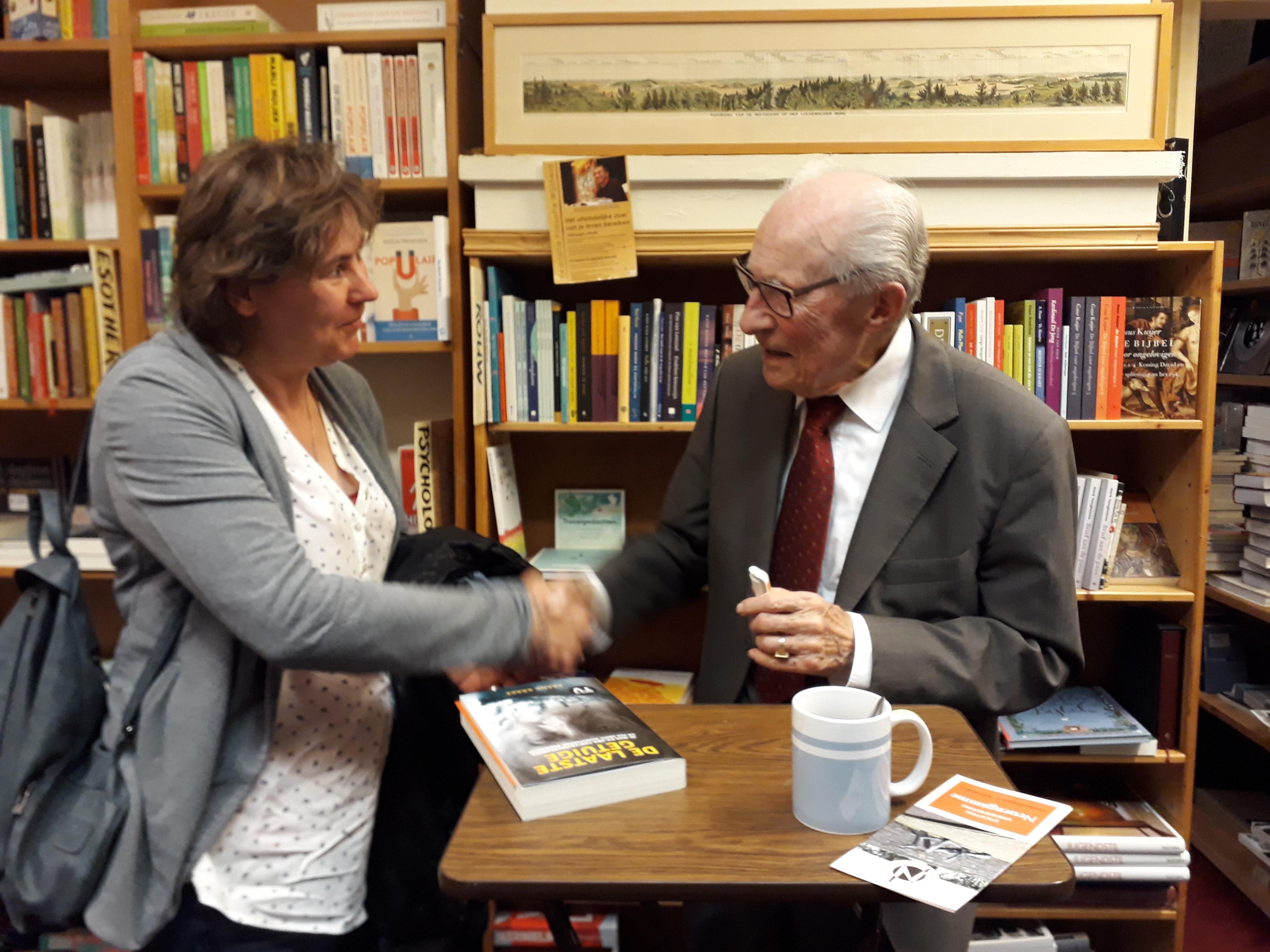veerkracht ontwikkeling, Natasja Kardos met Wim Aloserij